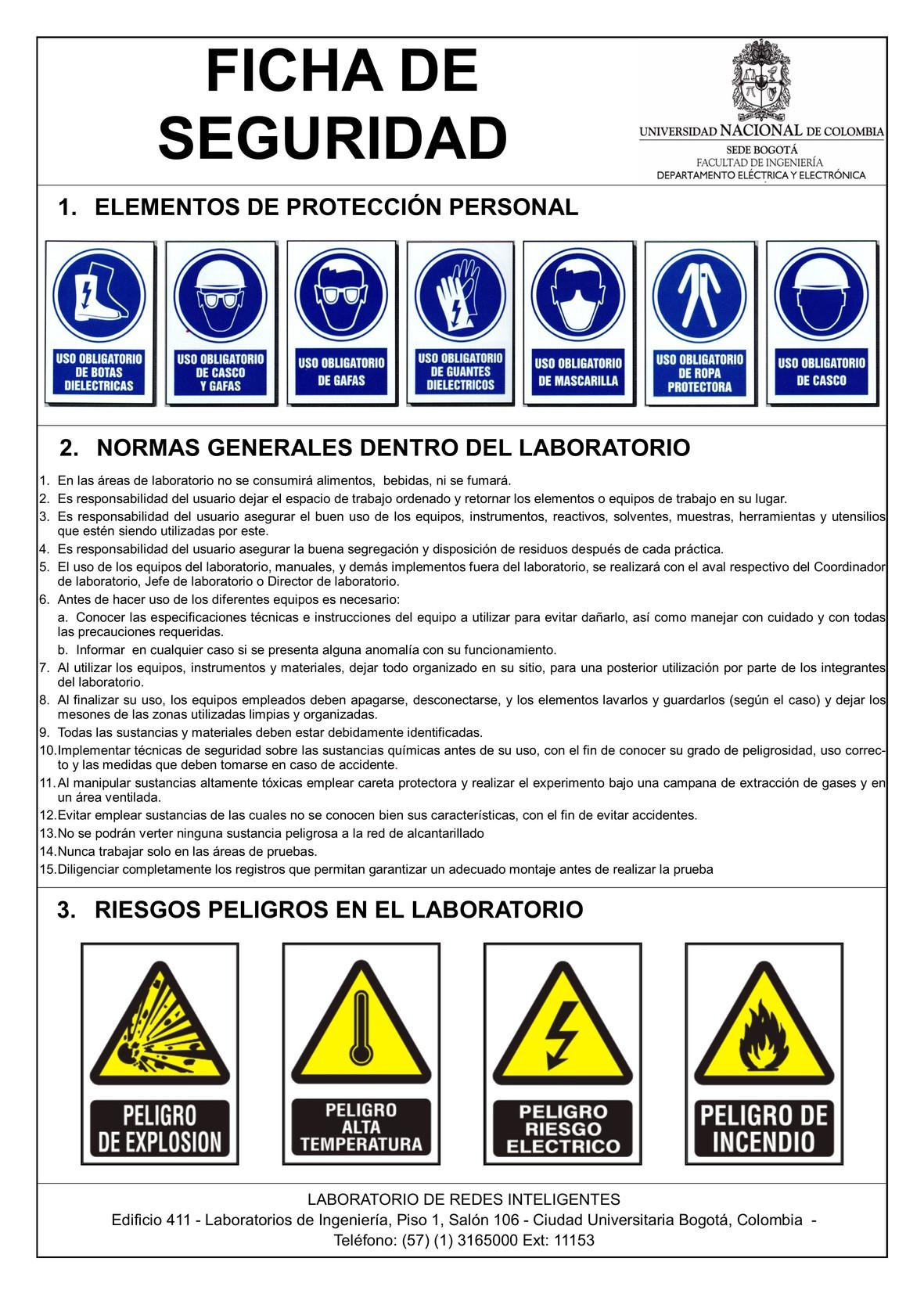 Laboratorios - Ingeniera Eléctrica y Electrónica